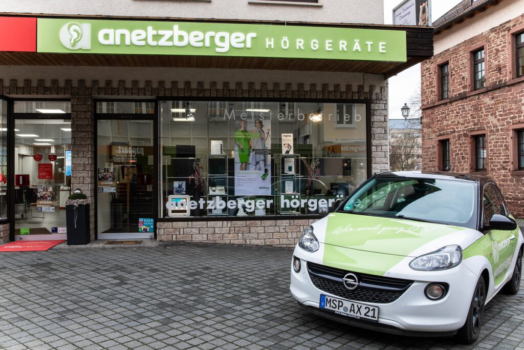 Anetzberger Hörgeräte in Lohr